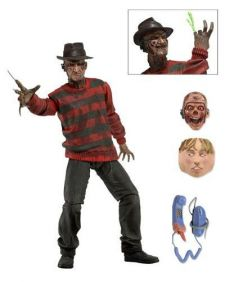 Ultimate Freddy Krueger 30th Aniversary - A Nightmare on Elm Street ( A Hora do Pesadelo ) - NECA