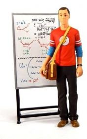 Sheldon Cooper - The Big Bang Theory - SD Toys