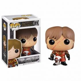 Tyrion Lannister Battle Armor #21 - Game of Thrones - Funko Pop!