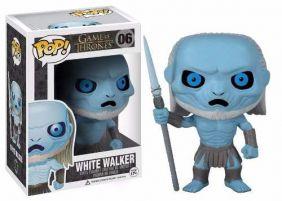 White Walker #06 ( Caminhante Branco ) - Game of Thrones - Funko Pop!