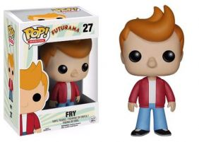 Fry #27 - Futurama - Funko Pop! Animation