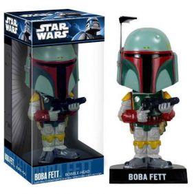 Boba Fett - Star Wars - Funko Wacky Wobbler