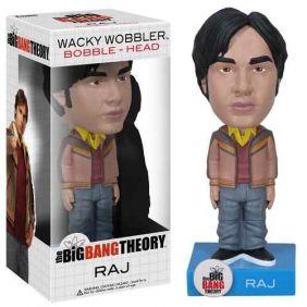 Raj - The Big Bang Theory - Funko Wacky Wobbler