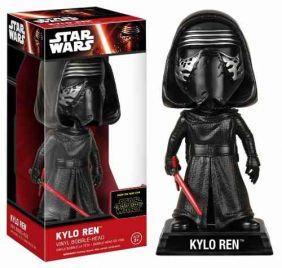 Kylo Ren - Star Wars - Funko Wacky Wobbler