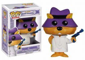 Secret Squirrel #36 & Morocco Mole #37 ( Esquilo sem Grilo & Moleza Topeira ) - Funko Pop! Animation