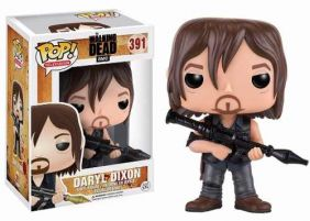 Daryl Dixon #391 - The Walking Dead - Funko Pop! Television