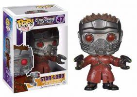Star-Lord #47 ( Senhor das Estrelas ) - Guardians of the Galaxy ( Guardiões da Galáxia ) - Funko Pop! Marvel