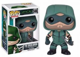 The Green Arrow #348 ( O Arqueiro Verde ) - Arrow - Funko Pop! Television