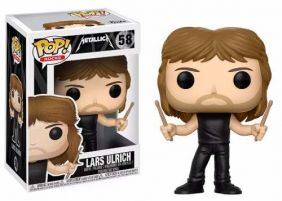 Lars Ulrich #58 - Metallica - Funko Pop! Rocks