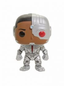 Cyborg #209 - Justice League ( Liga da Justiça ) - Funko Pop! Heroes