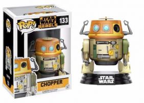 Chopper #133 - Star Wars Rebels - Funko Pop!