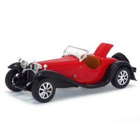 1932 Bugatti Type 55 - Escala 1:24 - Bburago