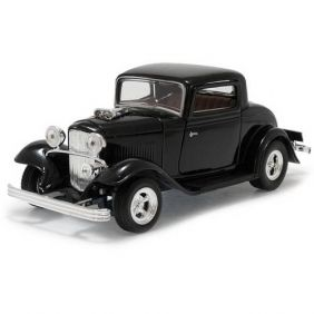 1932 Ford Coupe - Escala 1:24 - Motormax