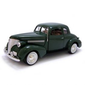 1939 Chevrolet Coupe - Escala 1:24 - Motormax