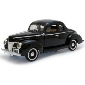 1940 Ford Coupe - Escala 1:18 - Motormax