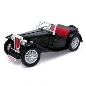1947 MG TC Midget - Escala 1:18 - Yat Ming