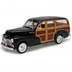 1948 Chevrolet Fleetmaster - Escala 1:24 - Welly