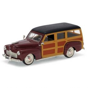 1948 Ford Woody - Escala 1:43 - Yat Ming