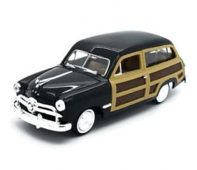 1949 Ford Woody Wagon - Escala 1:24 - Motormax