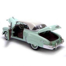 1950 Chevrolet Bel Air - Escala 1:24 - Motormax