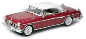 1955 Chrysler Imperial - Escala 1:18 - Signature Models