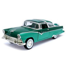 1955 Ford Crown Victoria - Escala 1:18 - Yat Ming