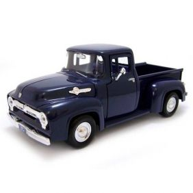 1956 Ford F-100 Pickup - Escala 1:24 - Motormax