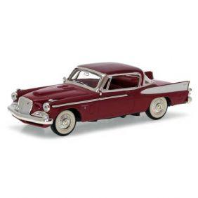 1958 Studebaker Golden Hawk - Escala 1:43 - Yat Ming