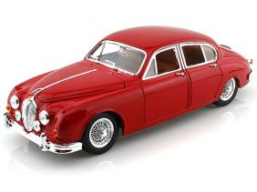1959 Jaguar Mark II - Escala 1:18 - Bburago