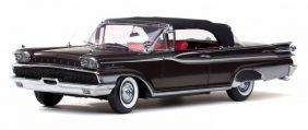 1959 Mercury Park Lane Closed Convertible - Escala 1:18 - Sun Star