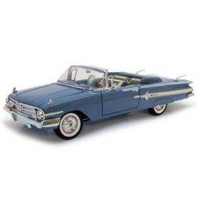 1960 Chevrolet Impala - Escala 1:18 - Motormax