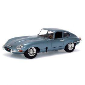 1961 Jaguar E-Type Coupe - Escala 1:18 - Bburago