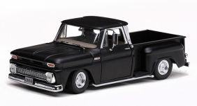 1965 Chevrolet Pick-up C-10 Stepside Low Rider - Escala 1:18 - Sun Star