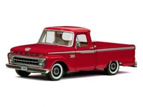 1965 Ford F-100 Custom Cab Pickup - 1:18 - Sun Star
