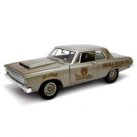 1965 Plymouth Belvedere Texas Rattler - Escala 1:18 - Highway 61