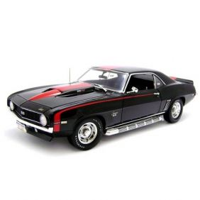 1969 Chevroet Camaro Baldwin Motion - Escala 1:18 - Highway 61