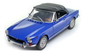 1969 Fiat 124 Spider BS1 - Escala 1:18 - Sun Star