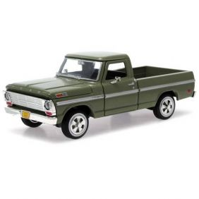 1969 Ford F-100 Pickup - Escala 1:24 - Motormax