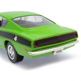 1969 Plymouth Barracuda - Escala 1:18 - Yat Ming