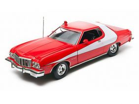 1974 Ford Gran Torino - Starsky & Hutch - Escala 1:18 - Greenlight