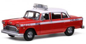 1981 Checker A11 Chelsea Fire Engine - Escala 1:18 - Sun Star