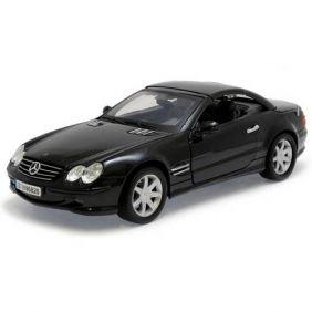 2002 Mercedes-Benz SL 500 - Escala 1:18 - Motormax