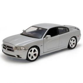 2011 Dodge Charger R/T - Escala 1:24 - Motormax