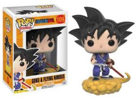 Goku & Flying Nimbus #109 ( Nuvem Voadora ) - Dragon Ball - Funko Pop! Animation