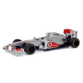 2013 Vodafone McLaren Mercedes-Benz MP4-28 - Jeson Button - Escala 1:32 - Bburago