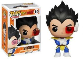 Vegeta #10 - Dragon Ball Z - Funko Pop! Animation