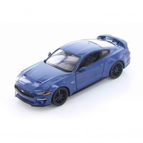 2018 Ford Mustang GT - Escala 1:24 - Motormax