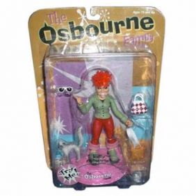 Kelly Osbourne - The Osbourne Family - Mezco