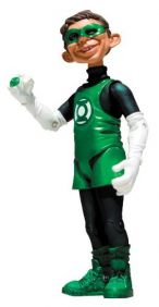 Green Lantern ( Lanterna Verde ) - Just-Us League of Stupid Heroes Series 2 - MAD - DC Collectibles