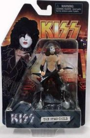 The Starchild ( Paul Stanley ) - KISS - Superstar Toys